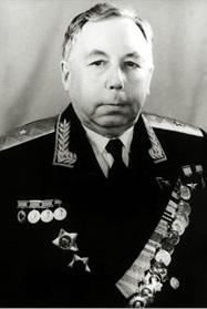 Ritratto di Semën Alekseevič Lavočkin