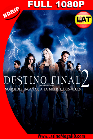 Destino Final 2 (2003) Latino FULL HD 1080P ()