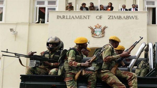 Ejército de Zimbabue anuncia fin de intervención militar