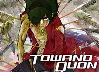 سلسلة أفلام انمي Towa no Quon مترجم بلوري عدة روابط