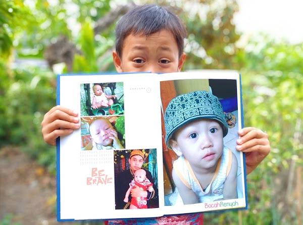 album photobook ukuran besar