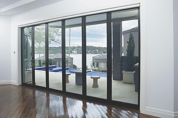 cửa nhôm kính đẹp - mẫu thiết kế số 4