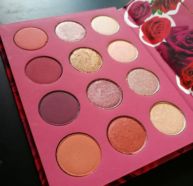 Fem Rosa She Palette Colourpop