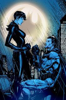 La boda de Batman y Catwoman