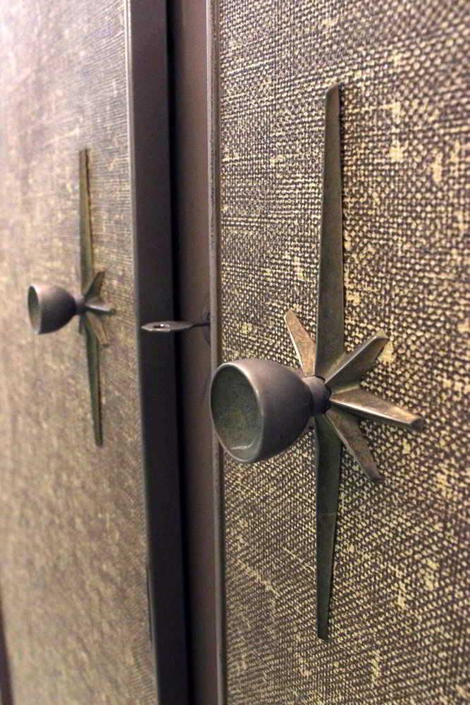 Gagang Pintu Elegan Sederhana
