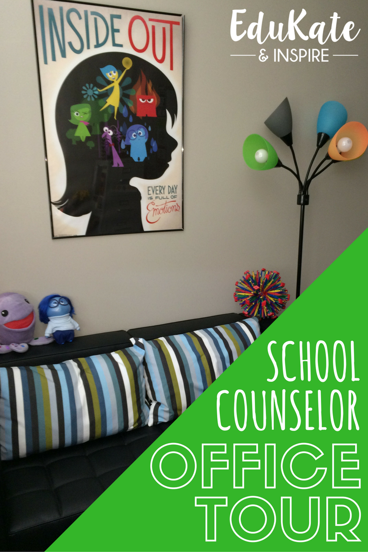Counseling Office Kid Friendly This Would Be Great If: School Counselor Office Tour