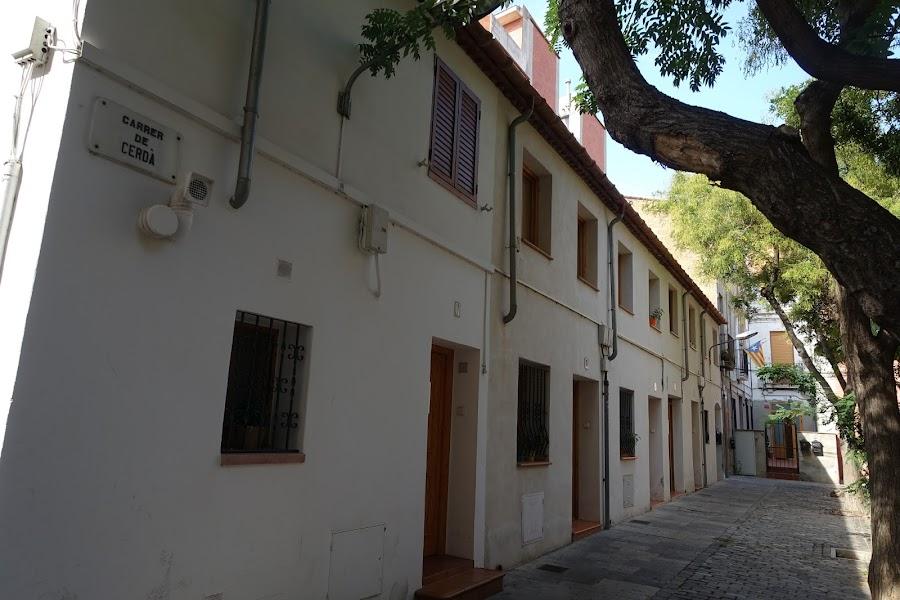 コルディ通り(Carrer de Cerda)