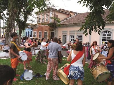 Comunidade Jongo Tiduca e Maracatu Tiduca