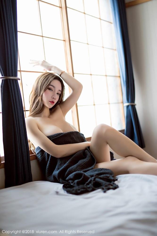 [XiuRen] 2018.04.16 No.982 zhouyuxi
