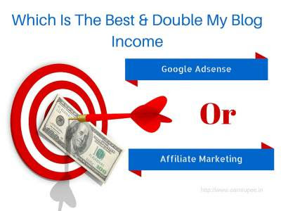 Google Adsense versus Affiliate Marketing