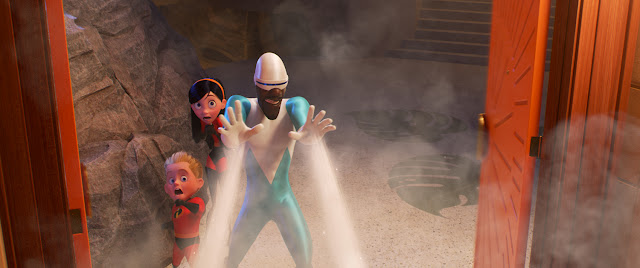 incredibles 2 opening weekend box office