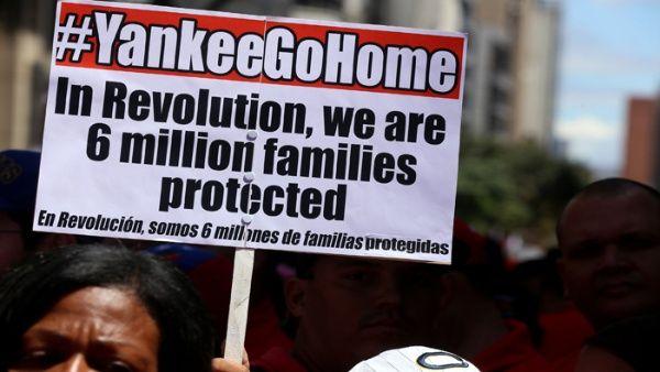 """Venezuela considera un """"error histórico"""" la renovación de emergencia nacional de EE.UU. en su contra"""