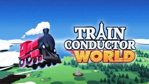 حمل لعبة حركة القطارات  Train Conductor World على موبايلك مجانا