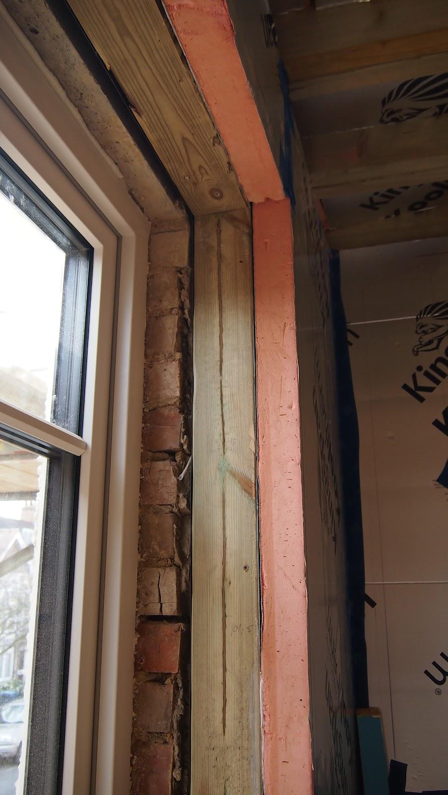 Window Reveal Insulation Details Myretrofit