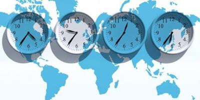 Pembagian Waktu di Indonesia & Penyebab Perbedaan Waktu Indonesia dan Dunia