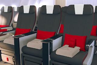Iberia's new Premium Economy seats