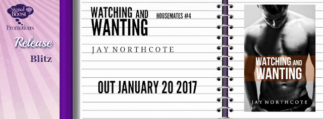 RELEASE – Watching and Wanting by Jay Northcote
