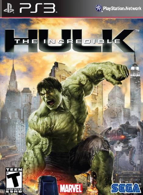 The incredible hulk psp download