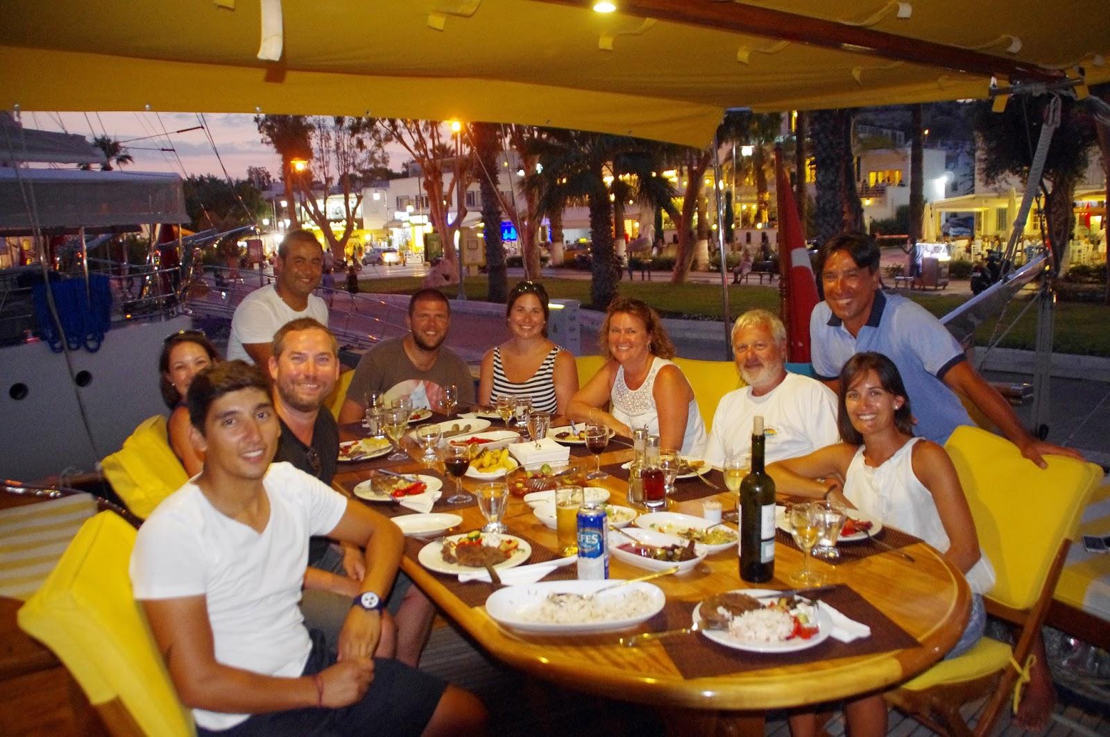 Sailing in Turkey with Neyzen Travel