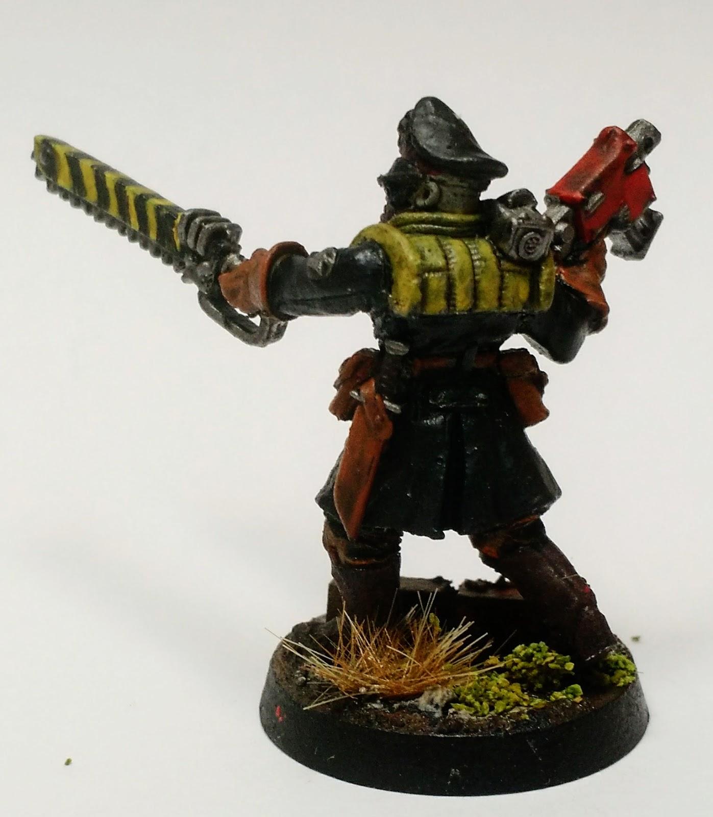 steel legion commissar - HD1397×1600