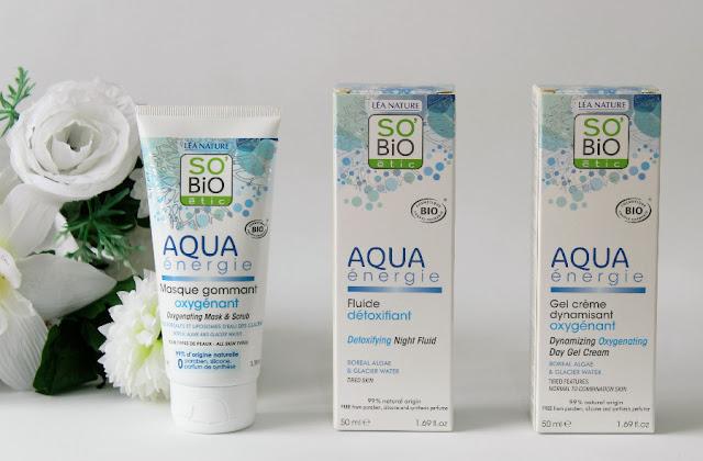 Aqua Énergie de So'bio étic