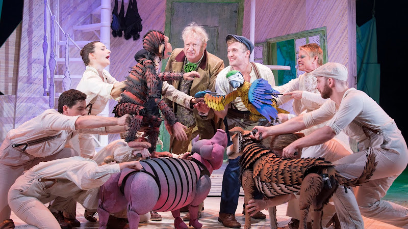 Doctor Dolittle (UK Tour), Churchill Theatre | Review