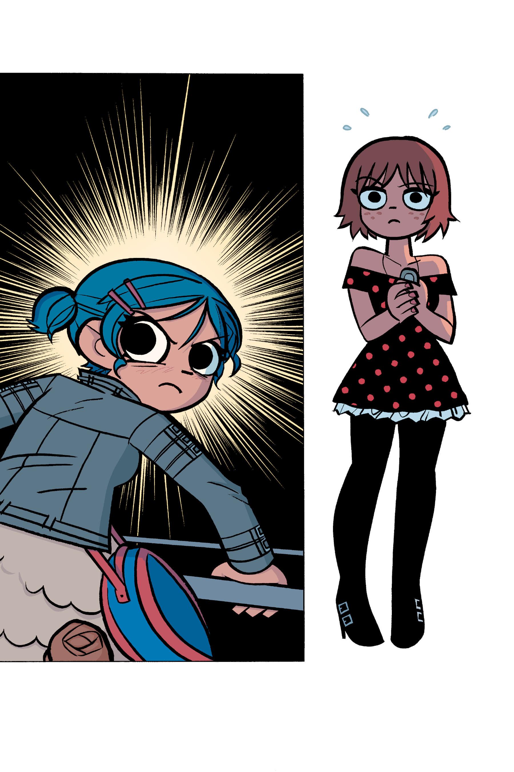 Read online Scott Pilgrim comic -  Issue #5 - 88