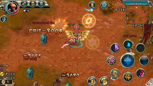 Game ve than, MU online Mobile