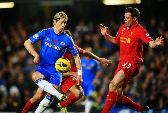 Jamie Carragher says Liverpool should not resign Fernando Torres