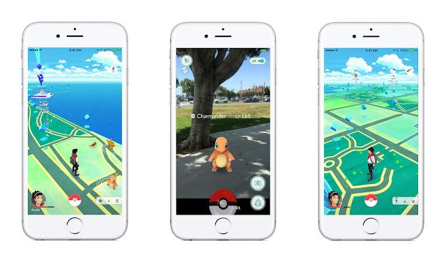 'Pokémon Go' - MichellHilton.com