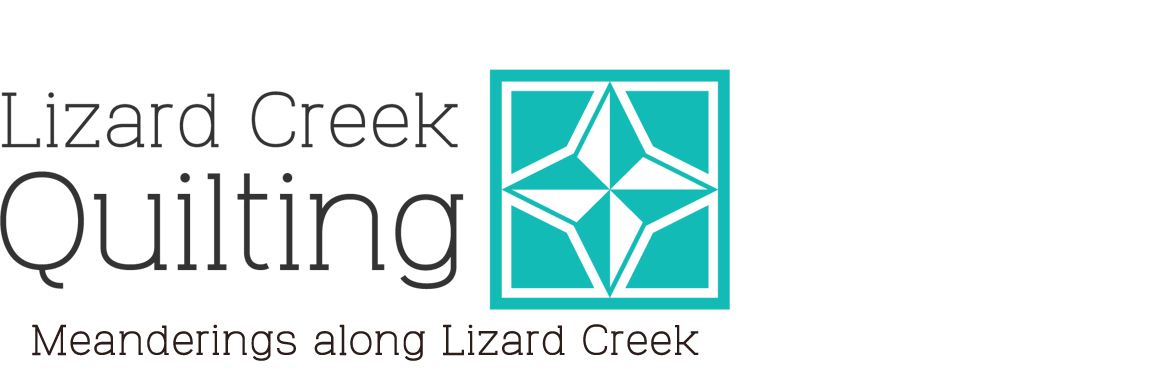 Meanderings along Lizard Creek