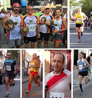 Atletismo Aranjuez Legua Villaconejos