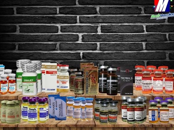 Anabolics #09 Trembolona Acetato o Que é?, Nomes Comerciais, Prós e Contras
