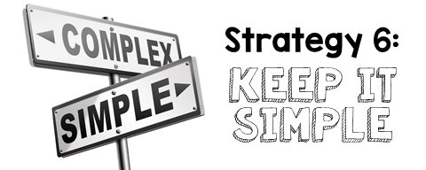 Upper Elementary Snapshots: 6 Strategies to Simplify your