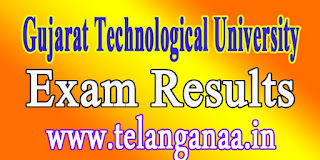 Gujarat Technological University BE 5th-Sem May 2016 Exam Results