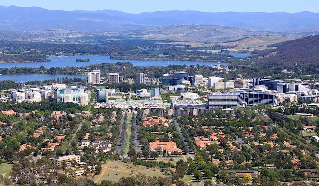Camberra - Austrália