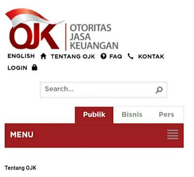 Daftar Pinjaman Online Mendapat izin OJK