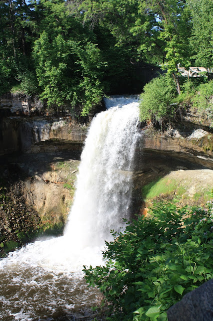 Marvelous Minnehaha Falls in Minneapolis