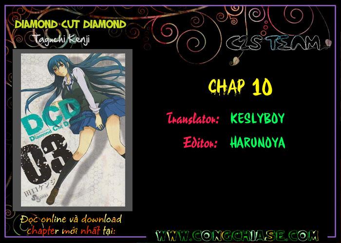 Diamond Cut Diamond chap 10 - Trang 31
