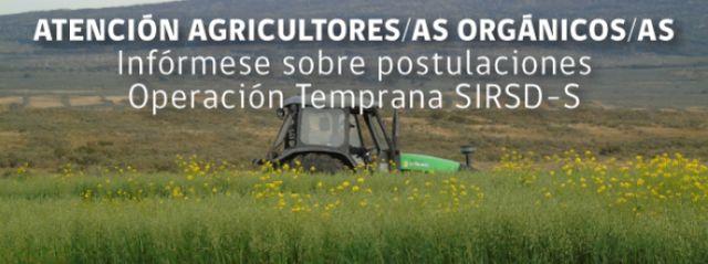 Agricultores orgánicos pueden postular a Programa Recuperación de Suelos Degradados