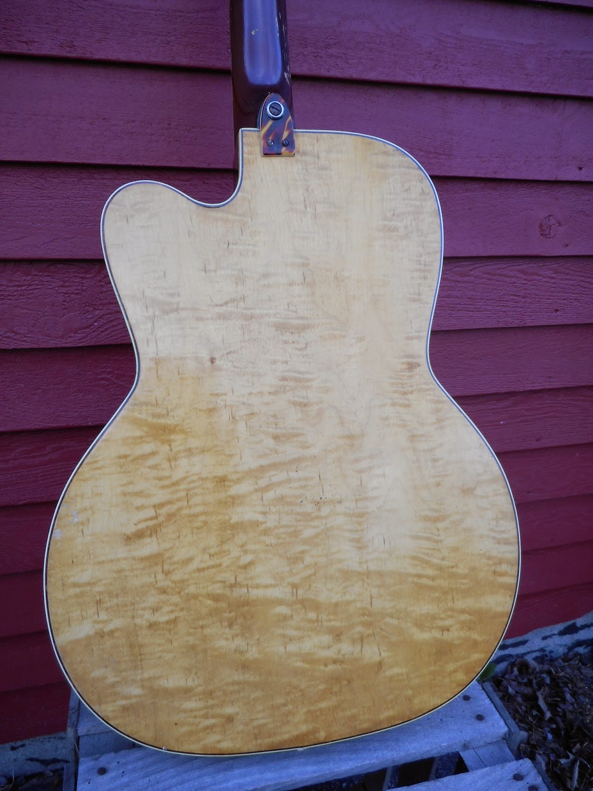 hight resolution of another wonderful guitar mystery brought to you by the kay guitar manufacturing company