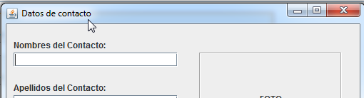 JAVA-Tips, setTitle, título, ventana, módulo, formulario, JFrame, Netbeans IDE, JAVA