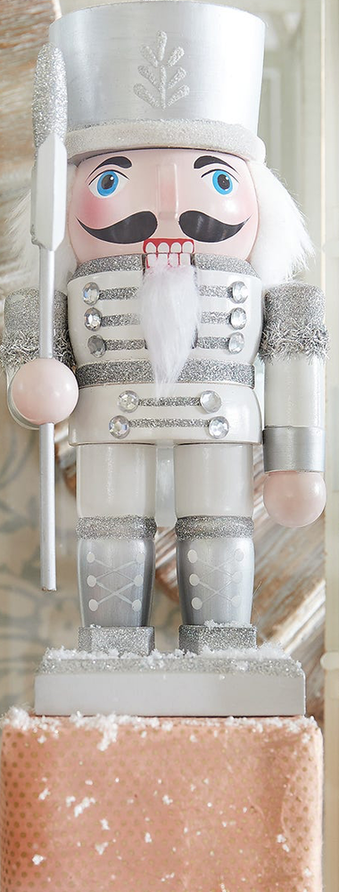 Pier One Silver Nutcracker