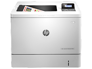 The amount solution software includes everything you lot involve to install your HP printer Download HP LaserJet Enterprise M553n Drivers