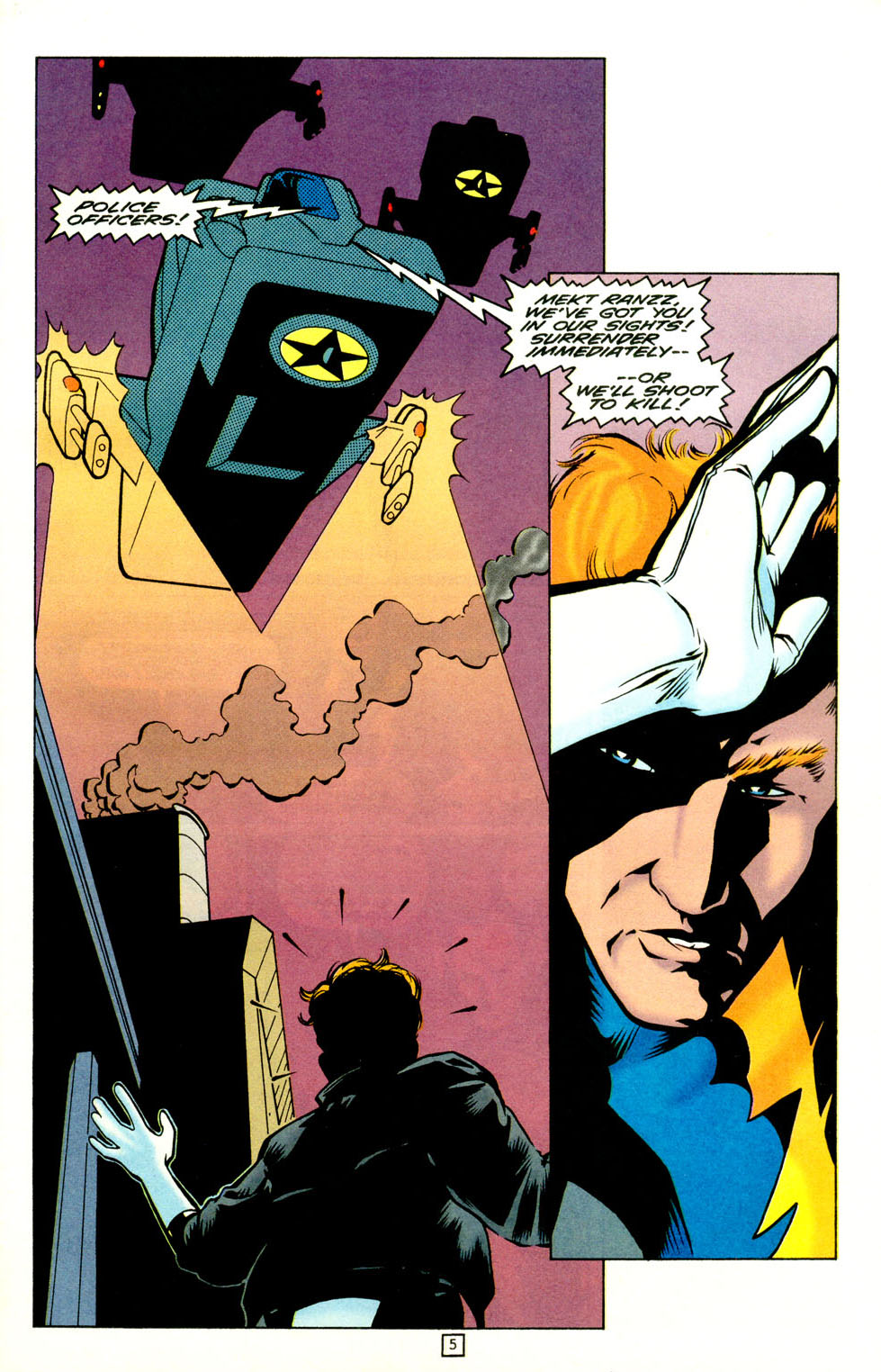 Legion of Super-Heroes (1989) 73 Page 5