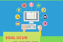 Download Soal UCUN DKI Tahun 2019 Tahap 2 Matematika