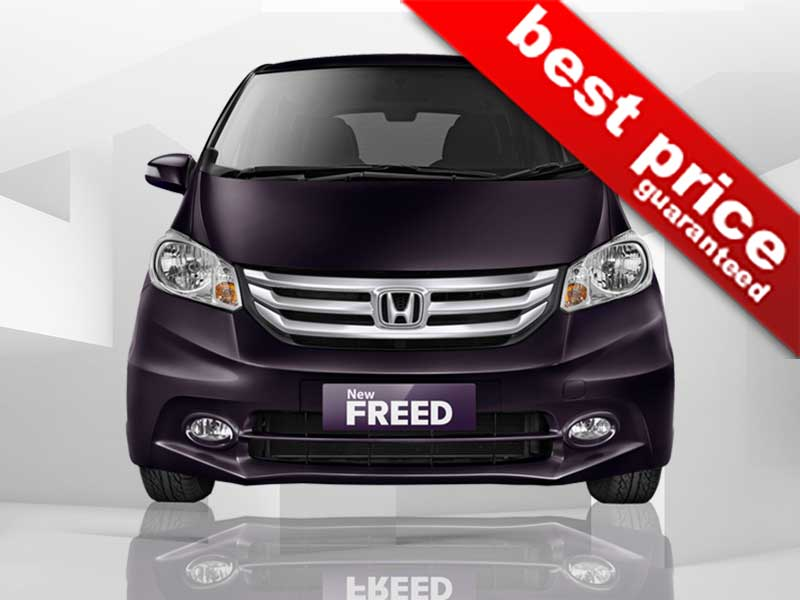 Daftar Harga Honda Freed Bandung :