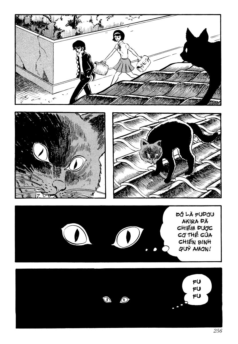 DevilMan chapter 5 trang 33