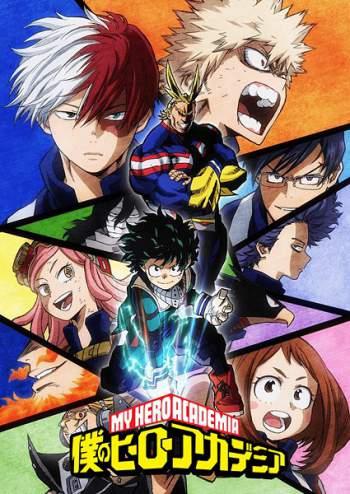 Boku no Hero Academia – WEBRip 720p/1080p Legendado