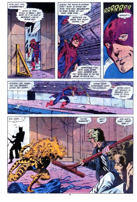 Captain America (1968) Issue #354b #287 - English 8